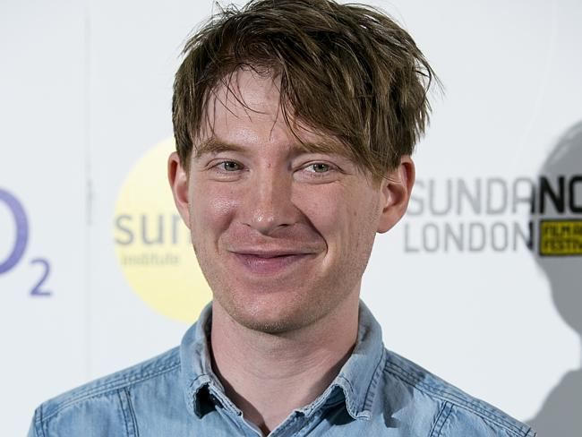 """Luck of the Irish...Actor Domhnall Gleeson has been cast in """"Star Wars: Episode VII"""", it was announced today. Picture: AP"""