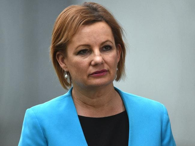 Minister for Health Sussan Ley has only been able to identify 23 mostly obsolete items from the Medicare Benefits Schedule that will save about $7 million a year. Picture: AAP / Mick Tsikas