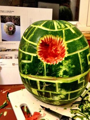 The Death Star. Source: Flickr/Nicki Dugan Pogue