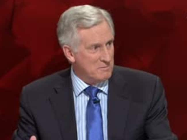 Dr John Hewson has been vocal about the Turnbull government's performance.