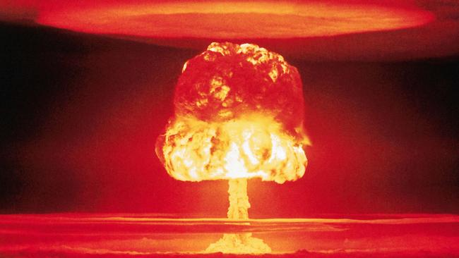 Red mercury is thought to be a 'hoax' substance vital in nuclear weaponry.