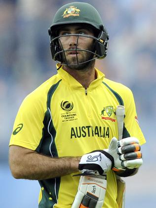 Glenn Maxwell could be in limbo is no deal is struck.