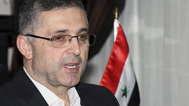 Cabinet minister Ali Haidar said Syrias acceptance of a Russian initiative to relinquish its chemical weapons is a sign of strength.