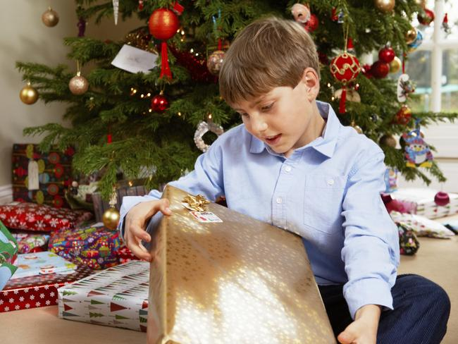 How to keep your chi9ld's belief in Santa alive this Christmas. Picture: iStock.