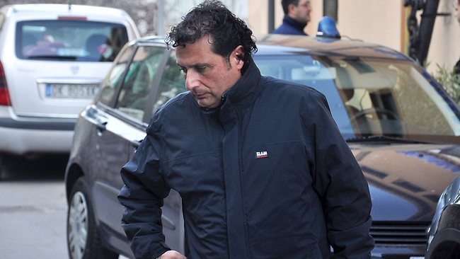 Costa Concordia disaster Francesco Schettino