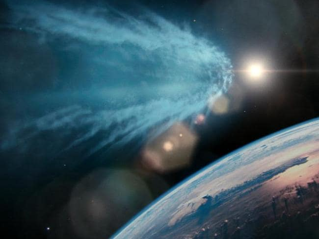 A comet may have caused an extinction once before and could strike again.