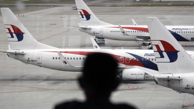 The world's biggest aviation mystery ... governments have vowed to continue searching for MH370 beyond the expected completion of the underwater search in May. Picture: AP Photo/Joshua Paul