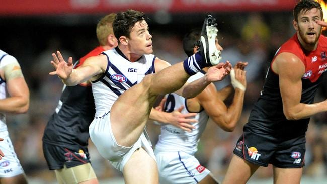 Freo's Lachie Neale dominated in Darwin.