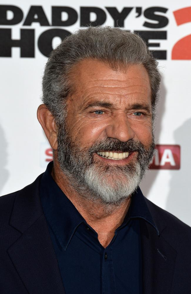 "Mel Gibson has weighed into the Hollywood sex scandal, saying it is ""painful"" but will trigger ""healthy"" change in the industry. Picture: Getty Images"