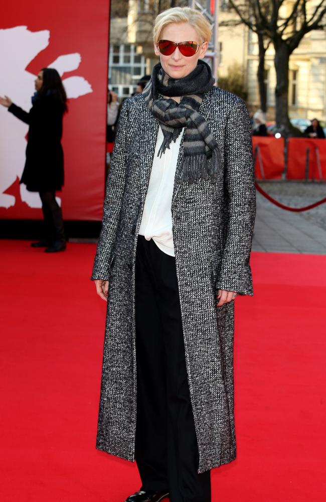 Tilda Swinton, y'all. Picture: Getty