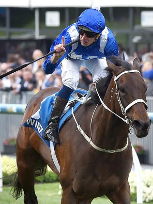 Cox Plate Day Races