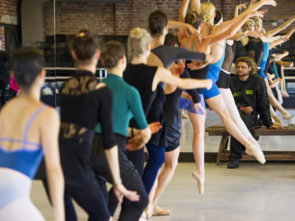 "The WA Ballet company operates on a tiny budget compared to The Australian Ballet but ""punches well above its weight."" Picture: Stewart Allen."