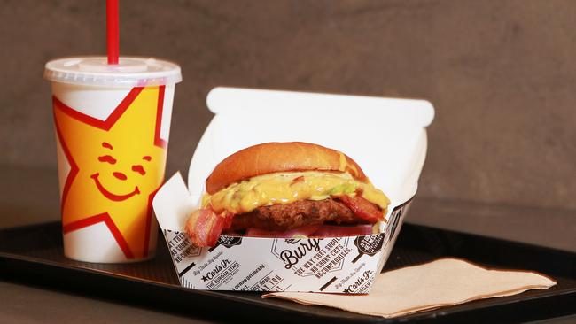 Carl s jr opens first queensland store at brisbane airport for Australian cuisine brisbane