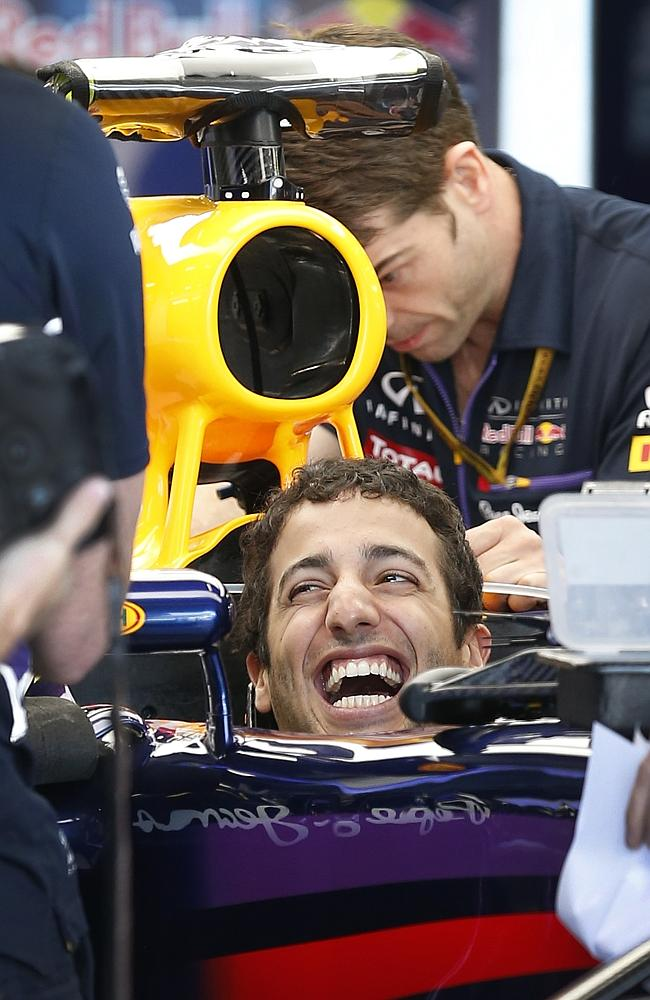 Melbourne must keep GP: Ricciardo