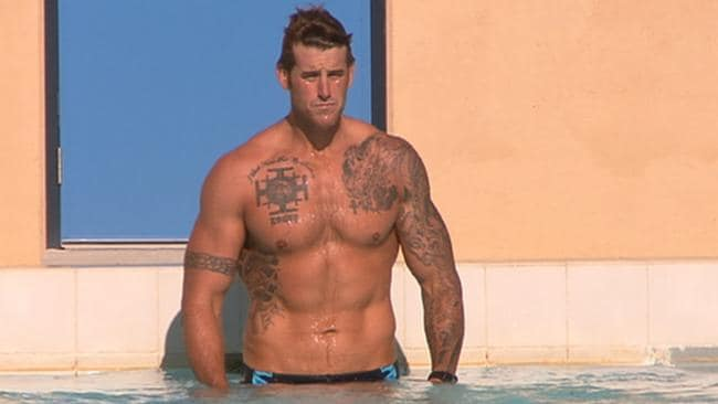 He is no Kim Kardashian but Ben Roberts-Smith definitely has celebrity appeal.