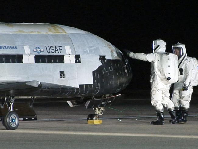Pentagon's mysterious X-37B space plane