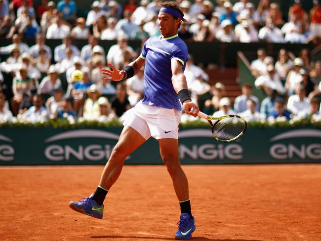 Nadal was at his vintage best in Paris this year.