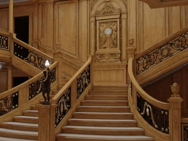 Inside the $600m Titanic replica