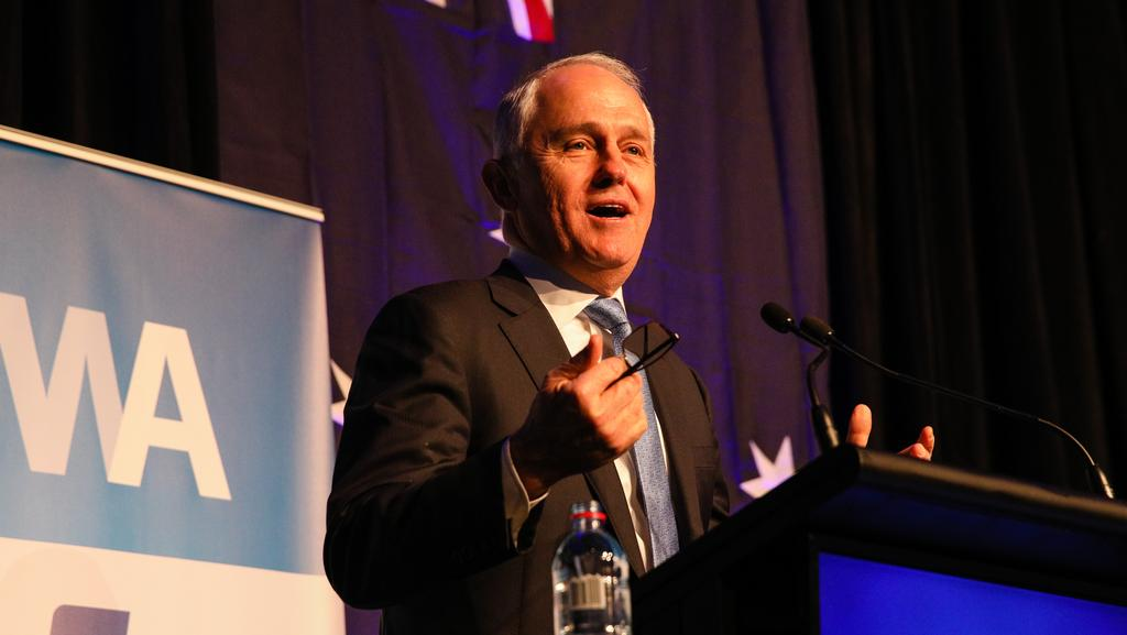 Malcolm Turnbull: GST isn't fairly shared as he offers ...