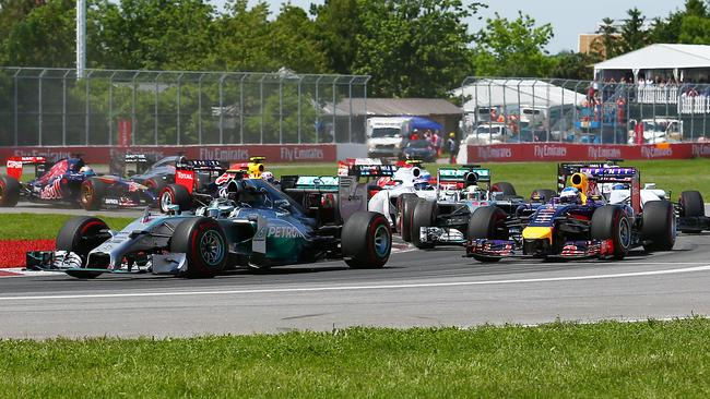 Which was the best race of the F1 season so far?