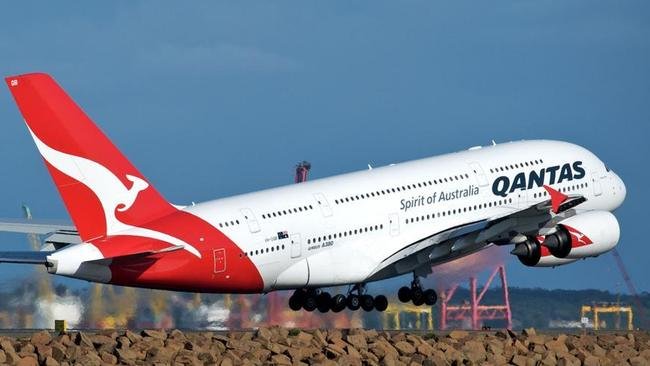Qantas is among the first to make the switch.