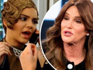 Kendall lashes out at Caitlyn Jenner