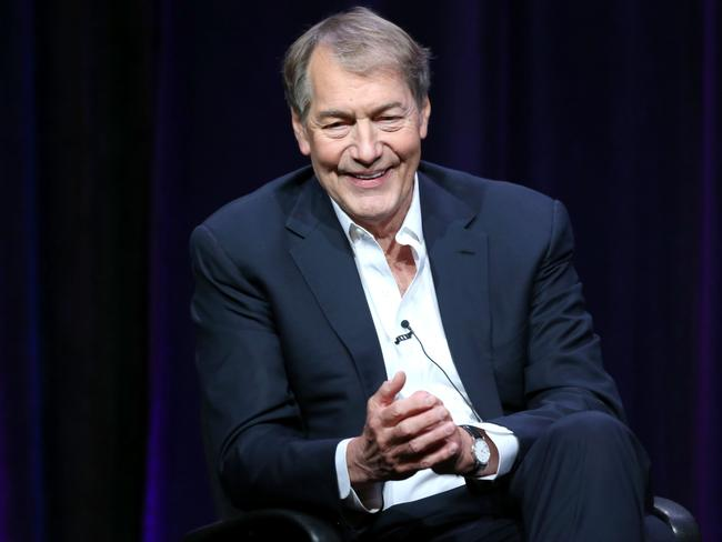 CBS News has fired veteran broadcaster Charlie Rose after a Washington Post report detailing multiple accusations of inappropriate conduct. Picture: Frederick M. Brown/Getty Images