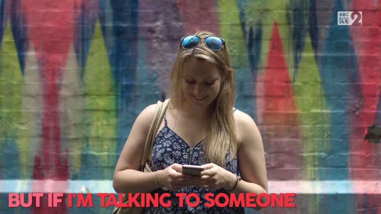 Aly is a 26-year-old female who is a Tinder addict. She's had hundreds of  matches – and often just uses Tinder to bump up her self-esteem.