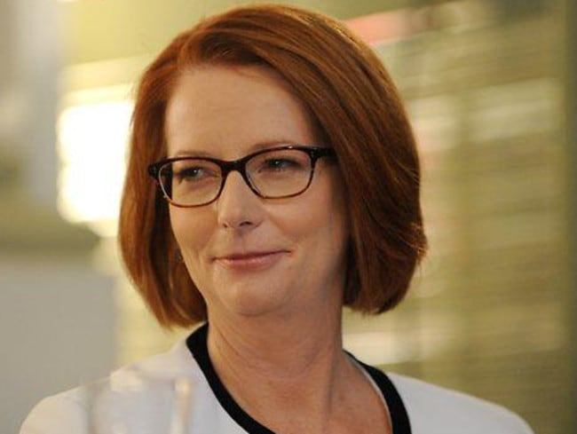 Former Australian Prime Minister Julia Gillard was copied into emails in March 2013.
