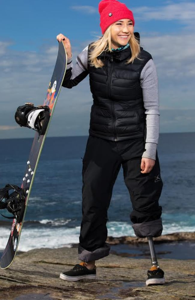 Snowboarder Joany Badenhorst is back up and racing again ahead of the next Winter Paralympics in Korea.