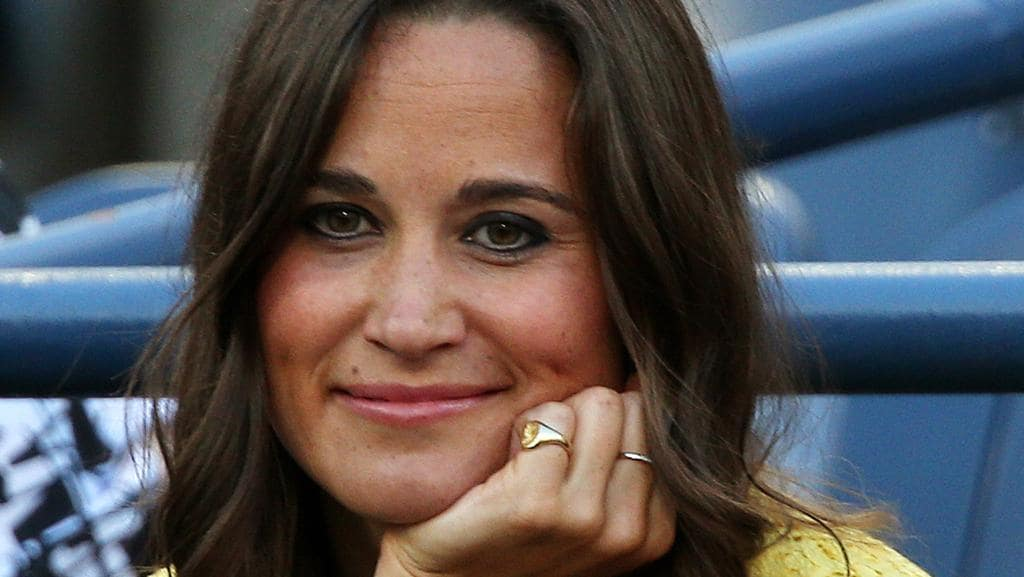 Pippa Middleton will arrive at her wedding in a horse-drawn carriage. Picture: Clive Brunskill/Getty Images/AFP