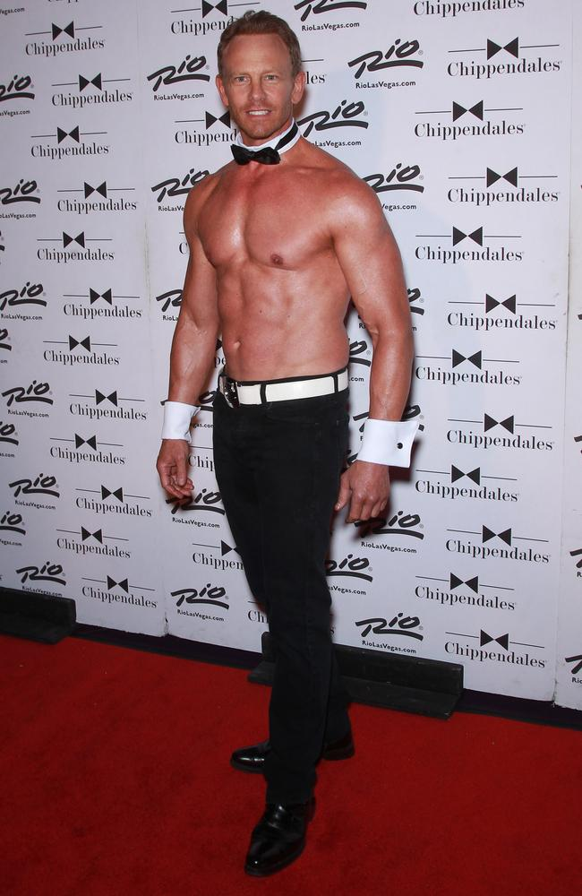 Ian Ziering is fit and fabulous at 50.