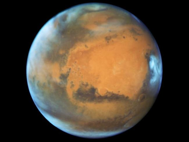 Huge event may have wiped out Martians