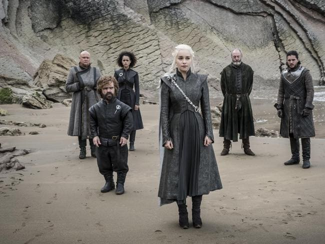 More Game of Thrones scripts have been hacked. Picture: HBO/Supplied