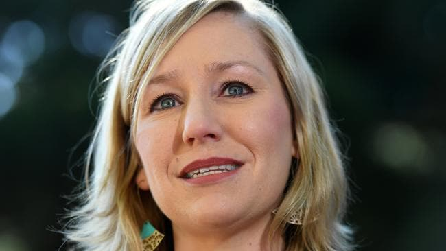 Six politicians, including Larissa Waters, were found to be dual citizens. Picture: AAP Image/Dan Peled