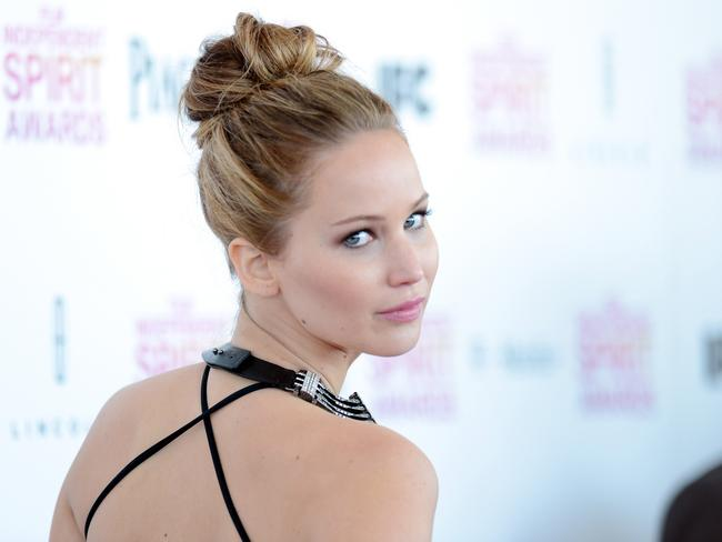 Jennifer lawrence was one of the victims of a huge celebrity photo