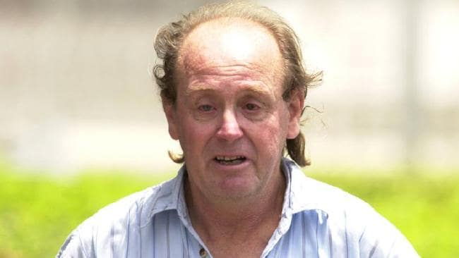 Not often this obvious: notorious convicted paedophile, the late Dennis Raymond Ferguson, was easy to pick. Picture: News Limited.