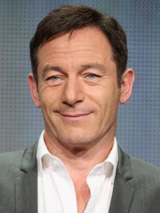 New viallin ... English actor Jason Isaacs. Picture: Frederick M. Brown