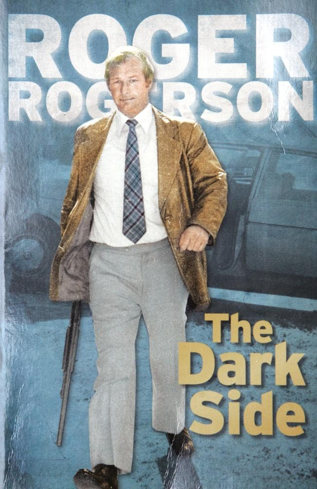 Rogerson published his autobiography in 2009. Alan Jones performed the honours at the launch.