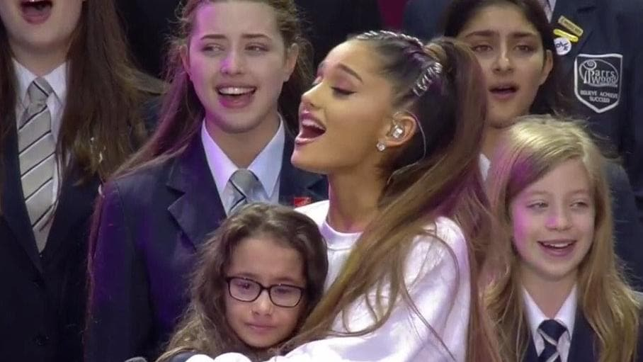 The fatal terror attack at an Ariana Grande concert in Manchester has planted seeds of fear in minds of many parents. (Pic: Supplied)