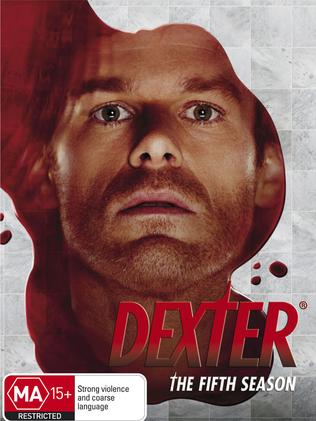 Fifth season poster ... Showtime's Dexter.