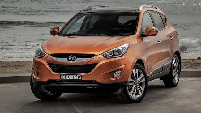 "Hyundai ix35: Pre-loved SUV has more space and gear than ""poverty-spec"" i30"