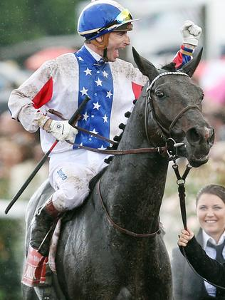2010 Melbourne Cup winner Americain.