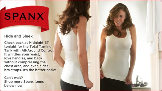 One of the Spanx garments in question. Picture: Screengrab