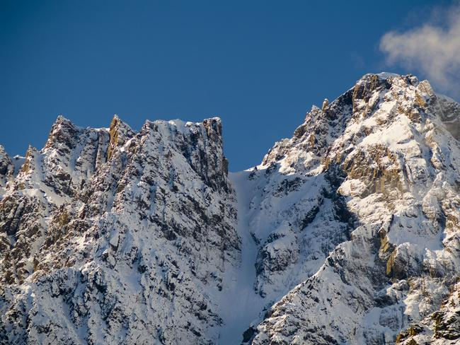 The soldier from Australia died on a training exercise on Mt Cook, New Zealand's tallest mountain.