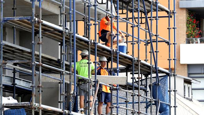Building Construction Jobs : Demand for workers in construction as job ads rise daily