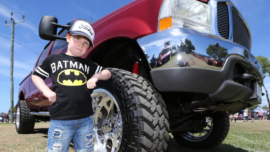 Kiwanis All Ford Day Puts Classic Current Cars On Display In - All ford vehicles