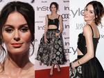 Nicole Trunfio arrives at the Instyle and Audi 'Women of Style' Awards. Picture: Stephen Coper/Getty