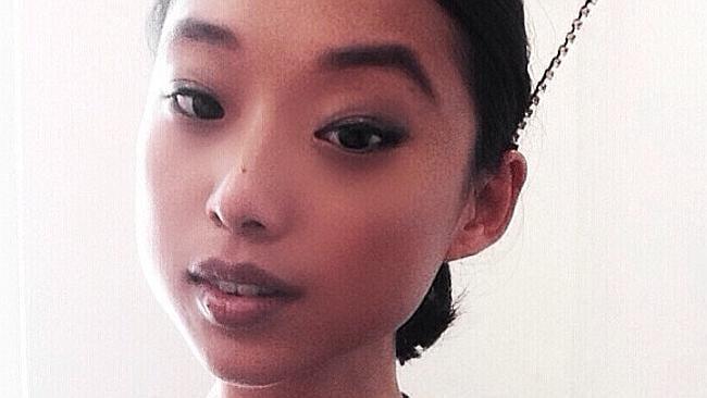 A selfie from Margaret Zhang's Instagram. She has 148,000 followers.