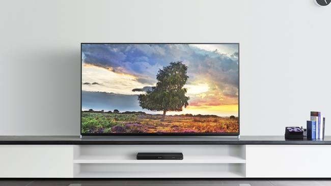 Streaming content ... viewers will be able to log into their Panasonic's new Viera TV with their smartphone.